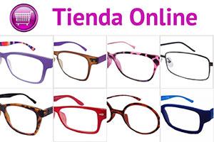 Tienda online de gafas de farmacia para lectura