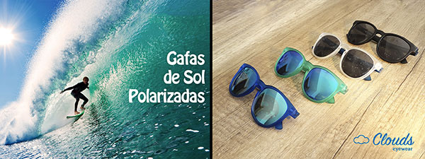 Gafas de sol polarizadas Clouds