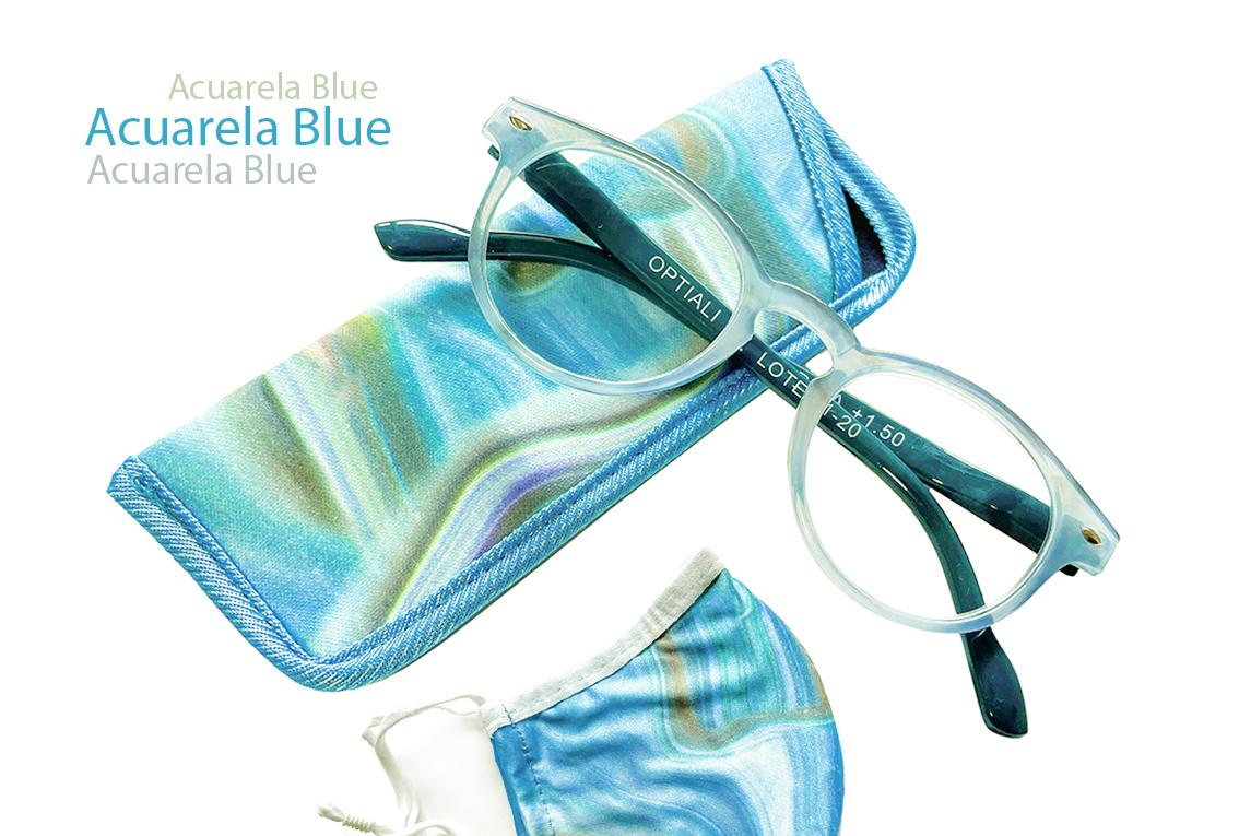 Gafas graduadas online Acuarela Blue+