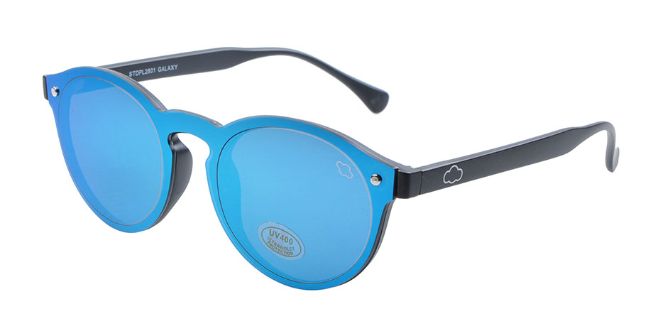 Gafas de Sol Galaxy Negra-azul