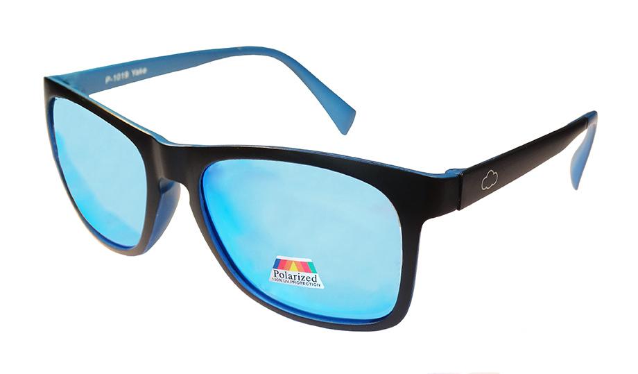 Gafas de Sol Yake Negra-azul