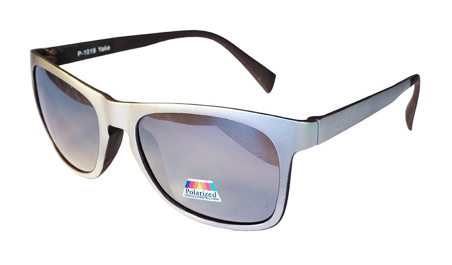 Gafas de Sol YAke Silver